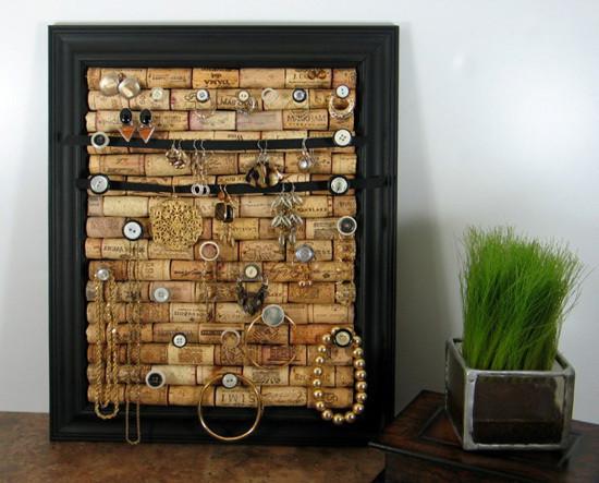 創意DIY 巧制廢棄首飾和小物件收納品3.