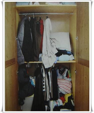 p79不徹底活用的衣櫥