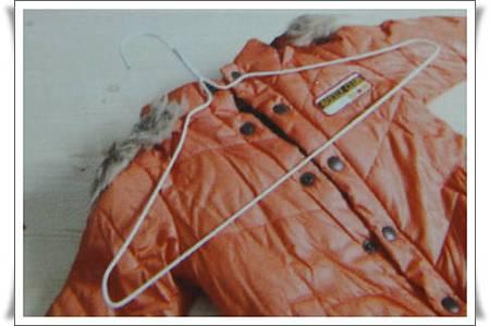 p85準備鐵衣架