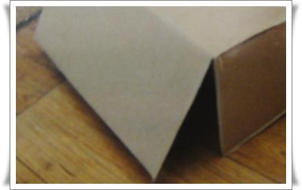 p92以箱子製作2層式隔板2.