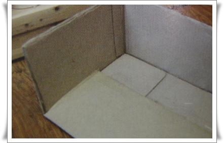 p92以箱子製作2層式隔板3.
