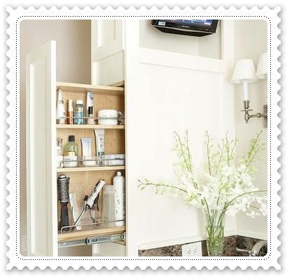掃除雜亂 小浴室自製收納箱3.