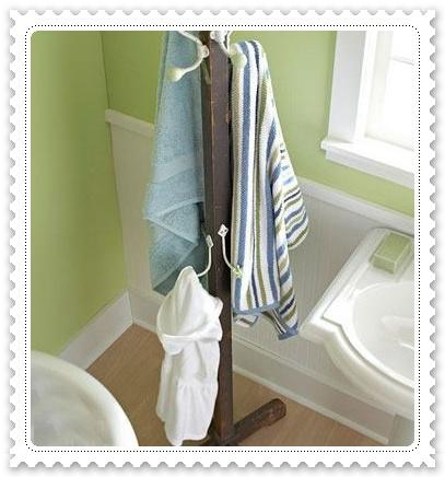 掃除雜亂 小浴室自製收納箱6.