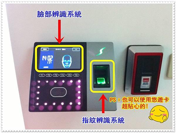 易儲居 專業級的臉部與指紋辨識系統