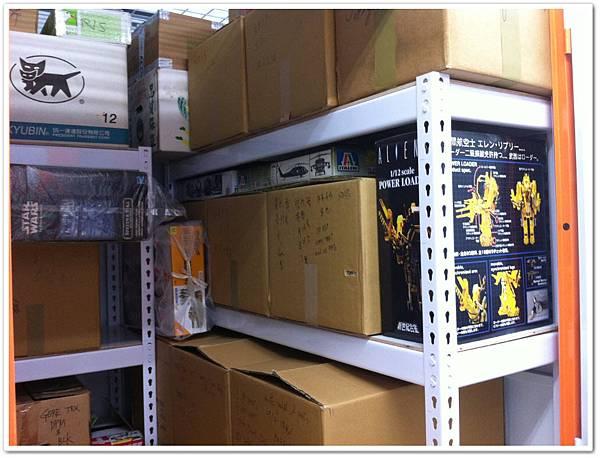 個人倉庫使用~收藏回憶的空間 (4)