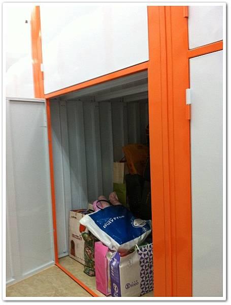 個人倉庫使用~收藏回憶的空間 (1)