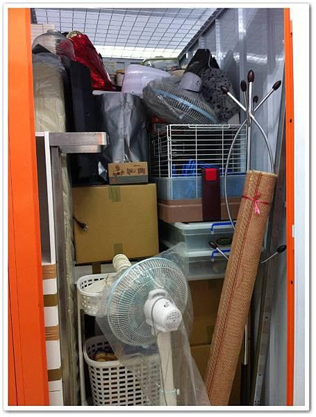 家裡需做短期裝潢,提供家俱臨時擺放的短期倉庫 (2)