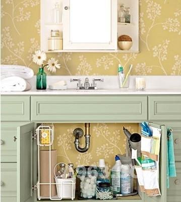 選對工具浴室收納事半功倍3.