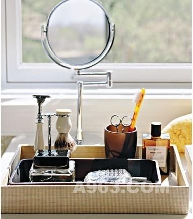 選對工具浴室收納事半功倍2.