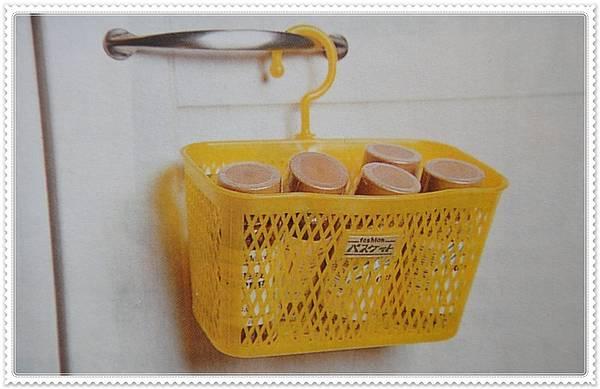 收納產品 百元商品 收納魔法300招--廚房壁面小物收納 (10).JPG