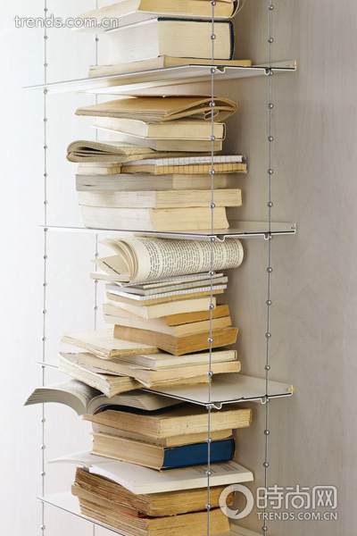25個書籍創意收納法3.