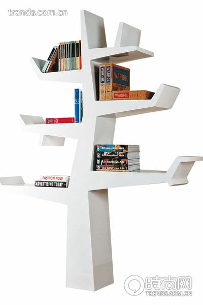 25個書籍創意收納法9.