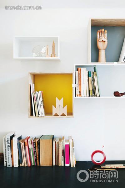 25個書籍創意收納法10.