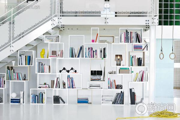 25個書籍創意收納法13.
