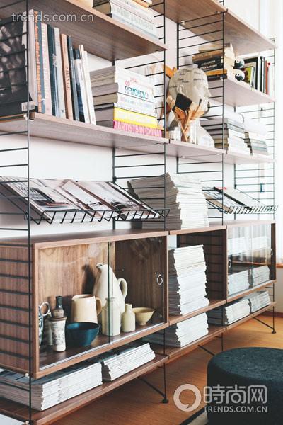 25個書籍創意收納法15.