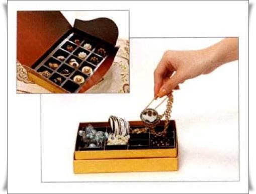 巧克力珠寶盒