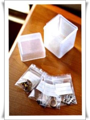 密封夾鏈袋收納魔法1.