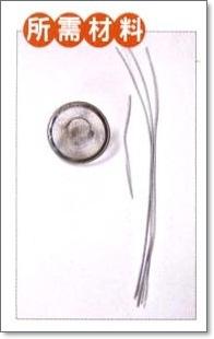 創意耳環 收納擺飾 所需材料1.