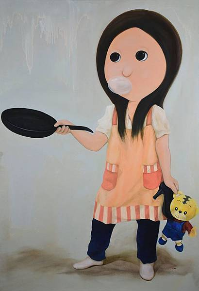 6F-06-2 林家弘 Lin Chia-Hung-2014-MOM-畫布 油彩Oil on Canvas-162x112 cm(100P).jpg