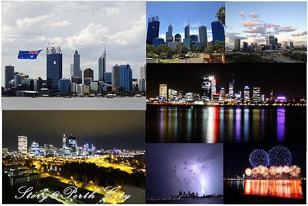 Perth City@WA
