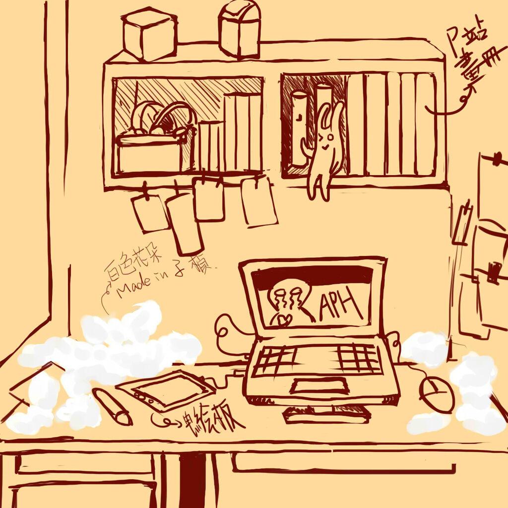 室友的桌子2.jpg
