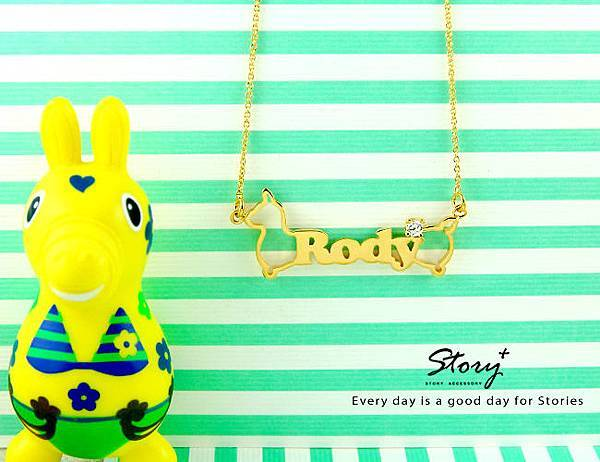 story accessory 故事銀飾 rody jewelry