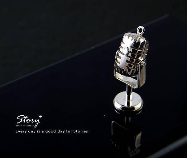 STORY ACCESSORY, 故事銀飾, 925 純銀, 訂做, 字母項鍊