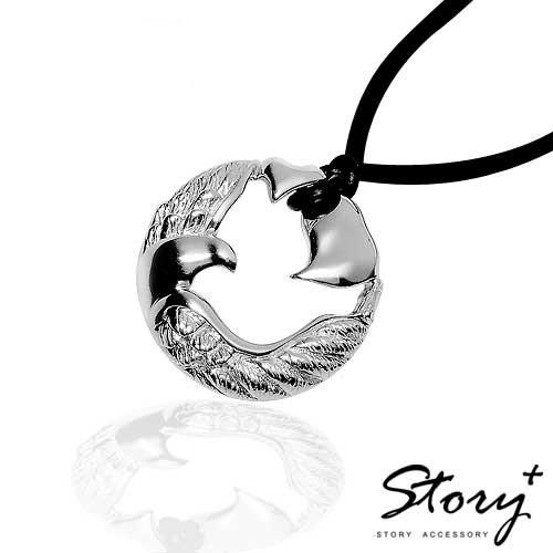 STORY ACCESSORY, 故事銀飾, 925 純銀, 訂做, 字母項鍊 ,偶像劇,珠寶,銀飾,置入