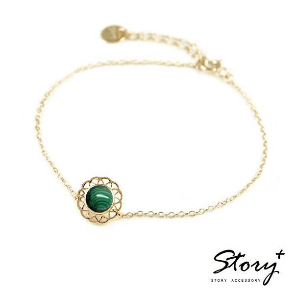 STORY ACCESSORY, 故事銀飾, 925 純銀, 天然寶石, 項鍊,手鍊,拾露,搭配,設計