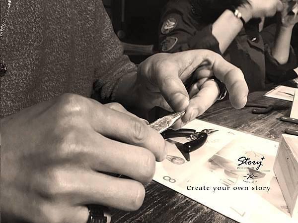 STORY ACCESSORY,故事銀飾,文創珠寶,清世宗,雍正,四爺,925純銀,兢兢業業,項鍊,3D列印,銀飾,穿越,寶璽,花梨木