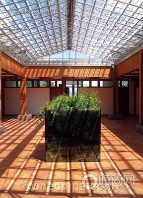 Sun Energy House