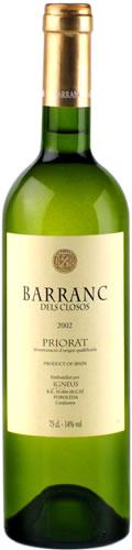 Barranc Blanc 2009