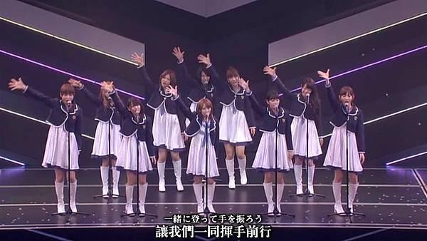 [T.K.M.N字幕组]120524 見逃した君たちへ2 A1st「PARTYが始まるよ」 (AKB48)_2013415124358