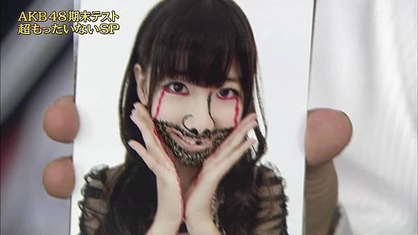 【东京不够热】130518 めちゃ2イケてるッ!AKB48学历测验 未公开部分_2013520235920