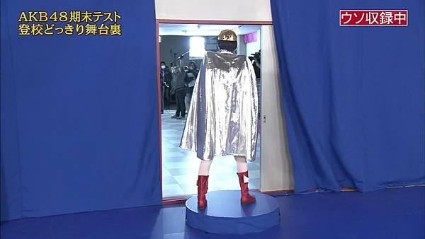 【东京不够热】130518 めちゃ2イケてるッ!AKB48学历测验 未公开部分_201352114232
