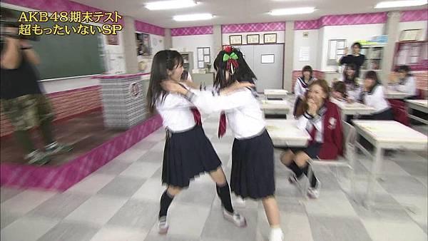 【东京不够热】130518 めちゃ2イケてるッ!AKB48学历测验 未公开部分_201352122055
