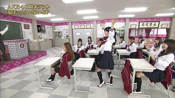 【东京不够热】130518 めちゃ2イケてるッ!AKB48学历测验 未公开部分_20135212208