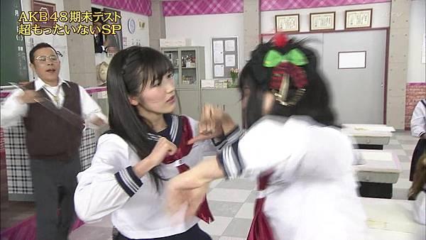 【东京不够热】130518 めちゃ2イケてるッ!AKB48学历测验 未公开部分_201352122046