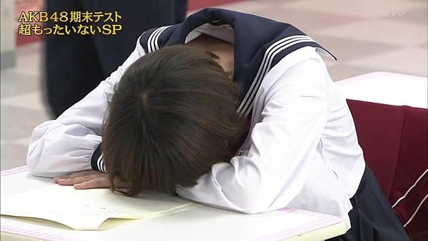 【东京不够热】130518 めちゃ2イケてるッ!AKB48学历测验 未公开部分_201352122653