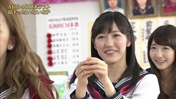 【东京不够热】130518 めちゃ2イケてるッ!AKB48学历测验 未公开部分_201352123713