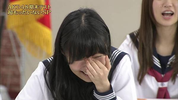 【东京不够热】130518 めちゃ2イケてるッ!AKB48学历测验 未公开部分_20135212453