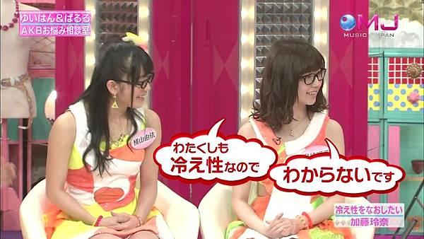【东京不够热】130523 MUSIC JAPAN  AKB48剪辑版(烦恼商谈+live)_2013525224527