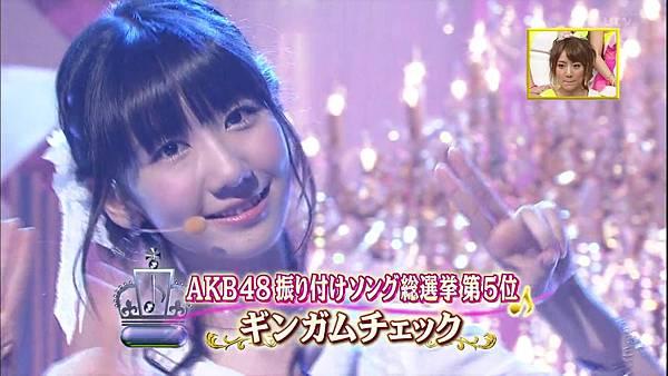 【东京不够热】130529 1番ソングshow AKB48剪辑_201361114022