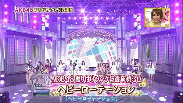 【东京不够热】130529 1番ソングshow AKB48剪辑_201361115029