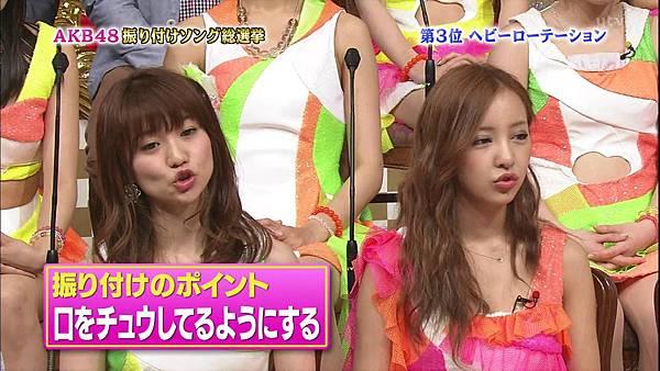 【东京不够热】130529 1番ソングshow AKB48剪辑_201361115451