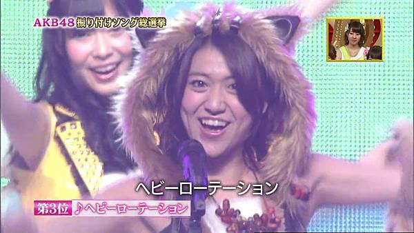 【东京不够热】130529 1番ソングshow AKB48剪辑_201361115724