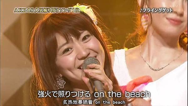 【东京不够热】130529 1番ソングshow AKB48剪辑_20136112143