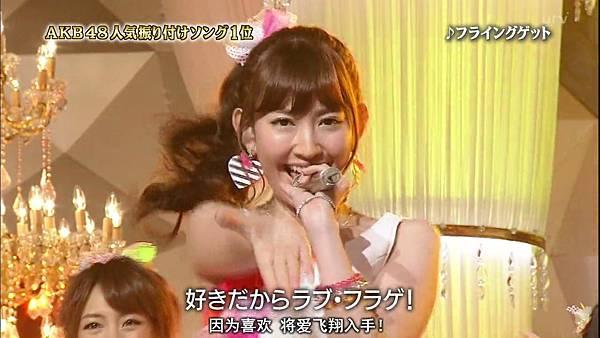 【东京不够热】130529 1番ソングshow AKB48剪辑_201361121451