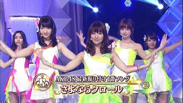 【东京不够热】130529 1番ソングshow AKB48剪辑_201361124542
