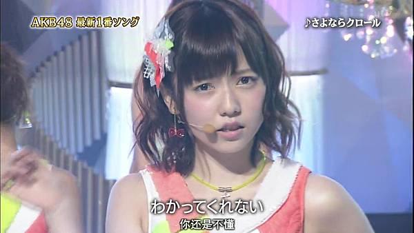 【东京不够热】130529 1番ソングshow AKB48剪辑_201361124832